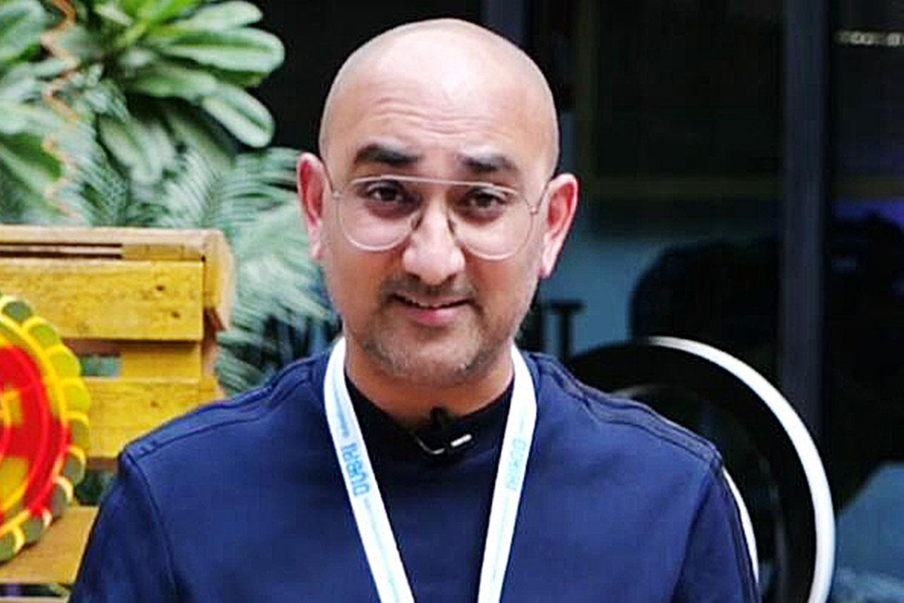 Harshad Chavan-Toast Events talks on the vast audience in CapturingWOW 2019