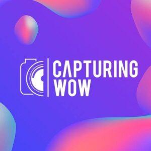 Capturing WOW Logo